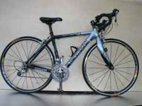 WOMENS SCOTT CONTESSA CR1 CARBON TEAM ROAD BIKE $1500