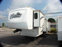 CARDINAL ELITE QUAD SLIDES NON SMOKER FIFTH WHEEL REAR