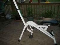 i have a cardio exercize bike in great condition.