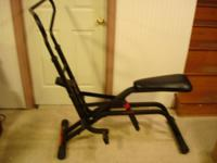 Cardio glide exercise equipment. $35.00 or best offer.