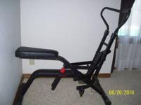 CARDIO FITNESS MACHINE GREAT CONDITION! PLEASE CALL