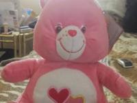 "I have a ""Cheer Bear"" Care Bear..Perfect Conditon and"