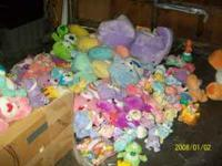 i have about 200 care bears in good shape has never