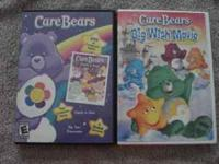 The Care Bears dvd set of 2 includes: Big Wish Movie,