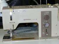 Used by a retired professional seamstress who took good