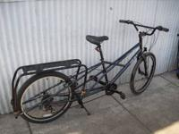 Sun Atlas cargo bicycle, $600. At Get n Gear in