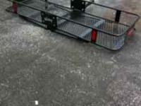 very nice cargo carrier, great shape , , no emails ,