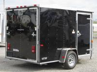 Cargo Craft Vector Series Enclosed Trailers. 6x12 ?