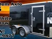 Outstanding Quality Enclosed Cargo Trailers. We Stock