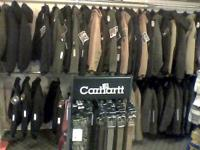 Huge Selection of CARHARTT Brand name Clothing. We also