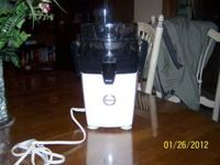 Nutri-Tech Juicer Like new Call or Text