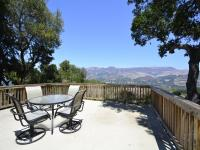 Nestled on a ridge above Carmel Valley Village sits