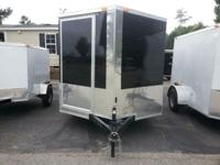 We have a brand new, never used,. Carolina Cargo 7x12