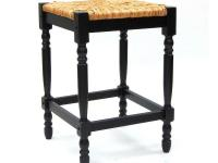 Here is a contemporary styled counter stool designed