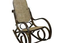 The design of a Bentwood rocker fits well in today?s