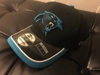 I'm selling a Carolina Panthers cap. Size medium-large.