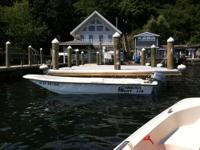 In great condition, a titled, 14 ft Carolina Skiff