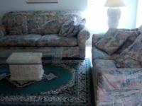 Type: Furniture This is a Queen Carolina sofa sleeper