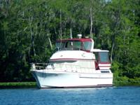 Description This extensively upgraded trawler is in