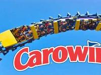 I have $25 tickets to Carowinds & Kings Dominion, they