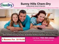 Carpet Cleaning Palm Desert, CA Palm Springs Area