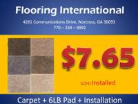 Stop by at Flooring International for your flooring