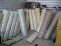 For sale New Roll of carpet pad 30sy in each roll $50
