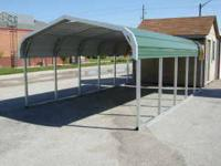 Old Bobs is a qualified dealer in Carolina Carports. We