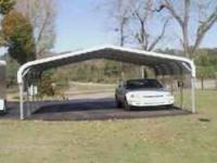 Two car garage installed-Barns-Carports - (Tennessee ...