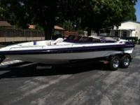 Immaculate boat, Carrera 21', Turn key, open bow with
