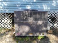 We have a Carrier 4 Ton AC/Heat unit with Puron. We had