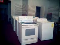 Huge appliance sale! Come check us out! Most appliances