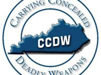 Get your hidden carrying deadly weapons license for KY