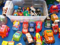 various cars and trucks for sale. Matchbox -over 50 to
