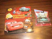 Cars Story Book Collection and Cars Petrov - Both Brand