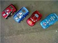 "For sale is a gently used ""CARS"" Shake N Go Race track"