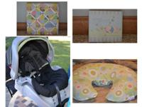 SnugRide Infant Car Seat & Base -- $40.00