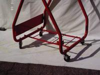 Rolling - - Cart / Stand - - for - Bulky Items