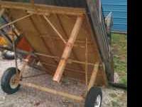 Cart work table  Location: Henderson