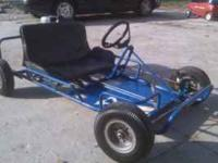 older carter 2 seater cart. Briggs and straton 5.5