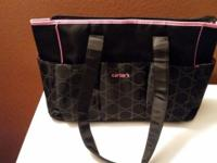 Carter's Multi-use Diaper Bag Pre-Owned 7 pockets,