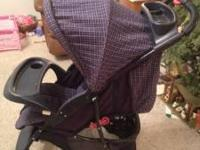 Carter's stroller in good condition. Folds with one
