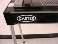I have a CARTER STARTER steel guitar for sale.