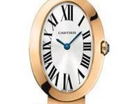 This Cartier Mini Baignoire Womens Watch, W8000015
