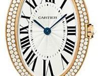 This Cartier Baignoire Womens Watch, WB520003 features