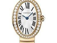 This Cartier Baignoire Womens Watch, WB520026 features
