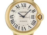 This is a Cartier, Ballon Bleu (14394) for sale by