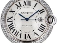 This is a Cartier, Ballon Bleu 42mm We9009z3 18k White