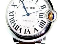 Timepiece Details Manufacturer: Cartier Model Name: