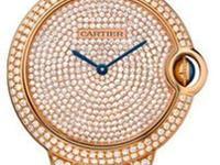 This Cartier Ballon Bleu De Cartier Womens Watch,